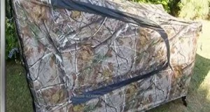 Get Camo Tent Cot hunting camping Cover Fishing single Bed outdoor gear sl Top List