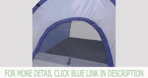 Get North Gear Camping Waterproof 2 Person Dome Tent Top