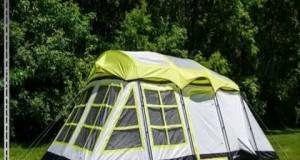Get Tahoe Gear Glacier 14 Person 3-Season Family Cabin Camping Tent Deal