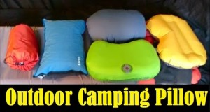 Outdoor Camping Pillow Options !