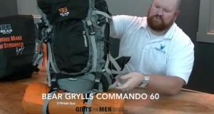 Bear Grylls Commando 60 Review   Best Camping Backpack   Bear Grylls