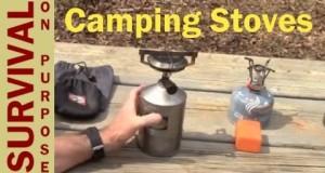 Camping Stoves – Outdoor Basics