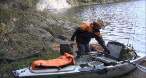Camping/Fishing with PrecisionPak Gear by Kayak'n Cowboy