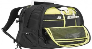 Check The North Face Womens Surge II Charged Backpack (TNF Black) Deal