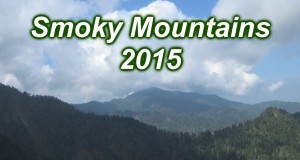 Great Smoky Mountains Backpacking Hiking and Overnight Camping 2015