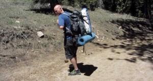 Hammock Backpacking Overnight