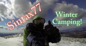 High Winds Hiking – Winter Camping in the White Mountains
