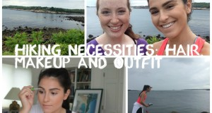 Hiking Necessities: Hair, Makeup, Outfit | Courtney Kaner