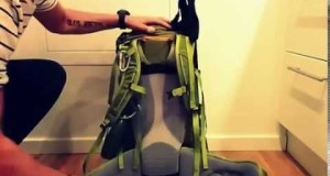 Lightweight backpack- Lundhags Fjell Light 45