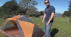 Marmot Abode 2 Person Tent – Excellent backpacking / mountain tent featuring stay put pole system.