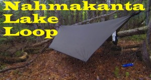 Nahmakanta Lake Loop | Hammock Camping in the 100 Mile Wilderness