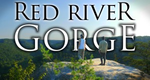 Red River Gorge in 4K   Bushcraft Backpacking, Hiking, and Hammock Camping in Daniel Boone NF