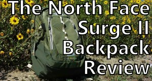 Review: The North Face Surge II – Laptop Toting Rugged Backpack