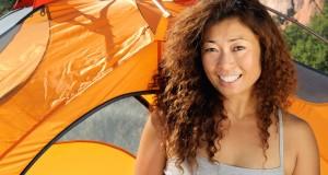 Sony HD: Marmot Limelight 2 & REI Passage One Tent Setup