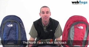 The North Face Vault Backpack – Excellent rucksack for day hikes, school or heading in to town.