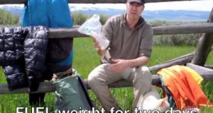 Ultralight Backpackin' Tips: Contents of an Ultralight Backpack