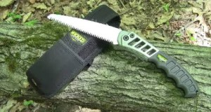 Wicked Tree Gear: Tough Hand Saw For Camping – Bushcraft – Survival – Bugout Bags