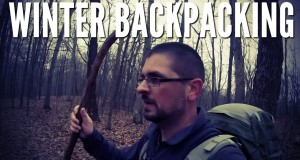 Winter Backpacking – Zaleski State Forest South Loop