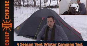 4 Season Camping Tent