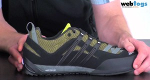 Adidas Men's Terrex Solo Hiking Shoes – Versatile shoes for walking, running and scrambling