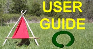 Advanced User Guide for the Amazing Wilderness Camp / Hammock Bushcraft Chair