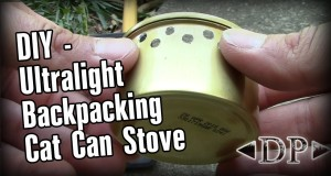 Alcohol Cat Food Stove – DIY Backpacking Stove