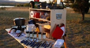All Boxed Up – Your Camp Kitchen In A Box