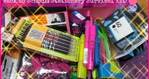 ♥ Back to School: Stationery Survival Kit ♥