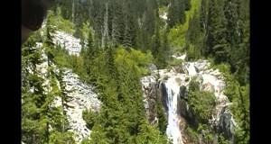 Backpacking Denny Creek Trail, Alpine Lake Wilderness, Washington