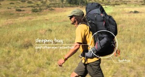Backpacking Tips: How to Pack a Backpack