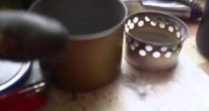 Backpacking ULTRA-LIGHT COOKING SYSTEM.wmv