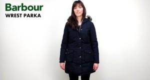 Barbour Womens Wrest Parka Video | e-outdoor.co.uk