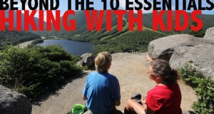 Beyond the 10 Essentials: Hiking with Kids