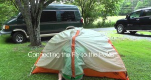 Big Agnes Copper Spur UL1 Tent – Setup and Waterproof Test – The Outdoor Gear Review