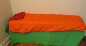 Big Agnes Cross Mountain 45 Sleeping Bag review