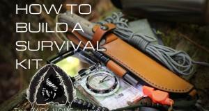 Black Scout Tutorials – How to Build a Survival Kit