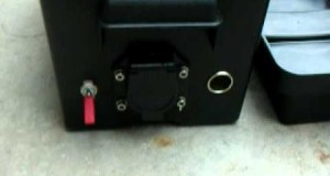 Camping trailer, Tent trailer, Teardrop trailer and T@B trailer Secondary backup battery