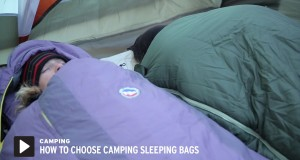 Choosing The Right Sleeping Bag For Camping