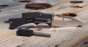 Dajo adventure gear Element folding knife iN-view