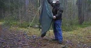 DD hammock Bushcraft camping chair