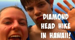 DIAMOND HEAD HIKE IN HAWAII!