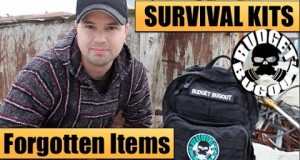 Disaster Survival Kits 101: The 5 Most Forgotten Items | Zombie Apocalypse, Disasters, & Emergencies