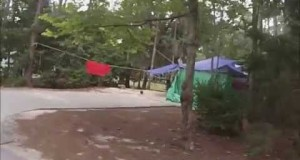 DISNEY'S FORT WILDERNESS TENT CAMPING !!!!!!