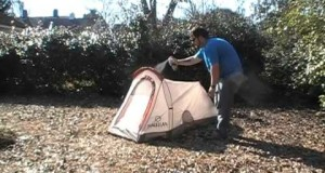 DIY How to waterproof your camping tent (Magellan Outdoors scout tent)