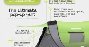 Easy-To-Pitch Camping Tents