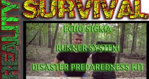 Echo Sigma Runner System – A First Responder & Disaster Preparedness Kit