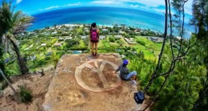 Ehukai Pillbox Hike, Hiking in Oahu, Hawaii