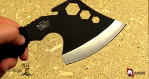 Elk Ridge ER-272 Outdoor Hunting Survival Axe Product Video