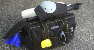Emergency Survival Bag from Harbor Freight Tools