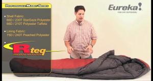 Eureka! Performance Mummy Series Sleeping Bags